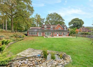 Thumbnail 5 bed detached house for sale in Long Lane, Hermitage, Thatcham, Berkshire