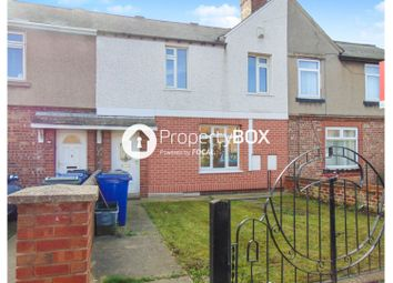 Thumbnail 3 bed terraced house for sale in Carcroft, Doncaster
