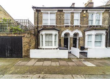 Thumbnail 1 bed flat for sale in Bullen Street, London