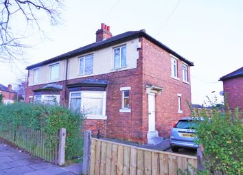 Thumbnail 3 bedroom semi-detached house for sale in Keith Road, Middlesbrough