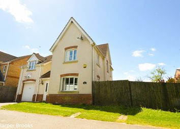 Thumbnail 4 bed detached house for sale in The Wootton, Begdale Road Elm, Wisbech