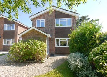 Thumbnail 3 bed link-detached house for sale in Rookcliff Way, Milford On Sea, Lymington, Hampshire