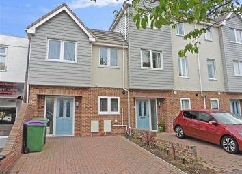 Thumbnail 3 bed end terrace house for sale in Littlestone Road, Littlestone, New Romney, Kent