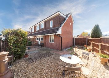 Thumbnail 4 bed semi-detached house for sale in Rushton Avenue, Leigh