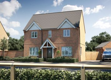 Thumbnail 4 bed detached house for sale in Redbridge Lane, Nursling, Southampton