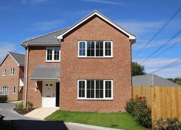 Thumbnail 4 bed detached house for sale in Wildwood Close, Fareham