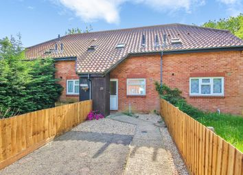 Thumbnail 2 bed terraced house for sale in Horse Common Close, Huntingdon