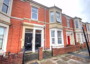 Thumbnail 3 bed flat for sale in Hazelwood Avenue, Jesmond, Newcastle Upon Tyne
