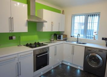 Thumbnail 2 bed town house for sale in Tennants Court, Knottingley