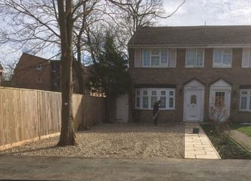 Thumbnail 3 bed semi-detached house to rent in Everlands Close, Mount Herman Road, Woking, Surrey