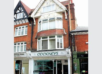 Thumbnail 2 bedroom flat for sale in Flat 1, 73 High Street, Kent