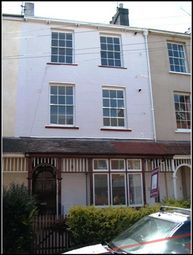 Thumbnail 1 bed flat to rent in 4 Longbrook Terrace, Exeter