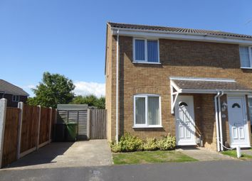Thumbnail 2 bedroom semi-detached house to rent in Forth Close, Caister-On-Sea, Great Yarmouth
