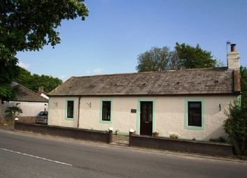 Thumbnail 2 bed detached house for sale in Chestnut Cottage Eaglesfield, Lockerbie, Dumfriesshire.