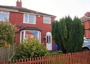 Thumbnail 3 bedroom semi-detached house for sale in Cedar Grove, Stoke-On-Trent