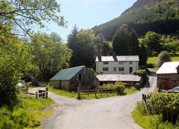Thumbnail 3 bed detached house for sale in Llangynog, Oswestry