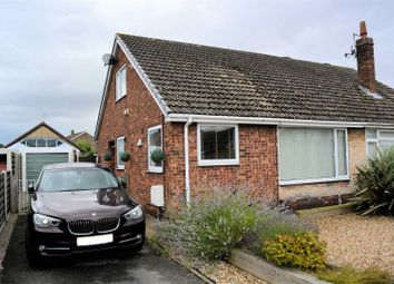Thumbnail 3 bed semi-detached bungalow for sale in Greenacre Park, Gilberdyke, Brough