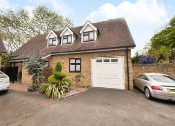 Thumbnail 4 bed detached house for sale in Blondell Close, Harmondsworth, West Drayton
