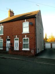 Thumbnail 2 bed semi-detached house for sale in Parliament Street, Newhall, Swadlincote