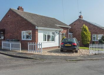 Thumbnail 3 bed bungalow for sale in Sandra Crescent, Washingborough, Lincoln