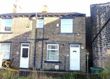 Thumbnail 2 bed terraced house for sale in Moor Top Road, Low Moor, Bradford