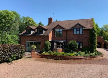 Thumbnail 5 bed detached house for sale in Structons Heath, Great Witley, Worcester