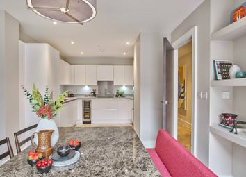 Thumbnail 3 bed terraced house for sale in Lion Wharf, Isleworth