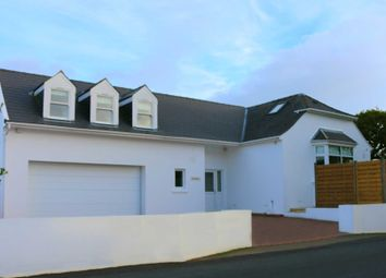 Thumbnail 5 bed detached house for sale in Le Mont Cochon, St. Helier, Jersey