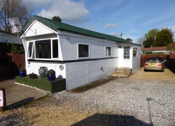 Thumbnail 1 bedroom mobile/park home for sale in Pendeford Hall Park, Pendeford Hall Lane, Wolverhampton, West Midland