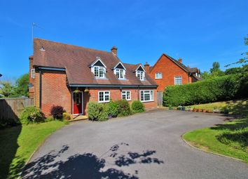 Thumbnail 4 bed detached house for sale in Vicarage Park, Redlynch, Salisbury