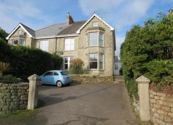 Thumbnail 4 bed semi-detached house for sale in Truro Road, St. Austell