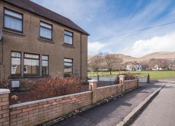 Thumbnail 3 bed end terrace house for sale in Kirkstyle Terrace, Dollar, Stirling, Scotland