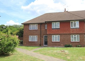 Thumbnail 2 bed maisonette for sale in Booth Drive, Staines
