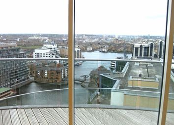 Thumbnail 2 bed flat to rent in Ability Place, Millharbour, Isle Of Dogs, London