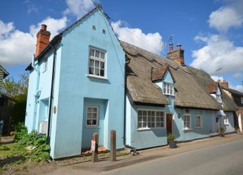 Thumbnail 3 bed cottage for sale in Frogge Cottage, 48 Frogge Street, Ickleton, Essex