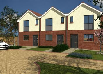 Thumbnail 3 bed terraced house for sale in Plot 4, Yew Tree Place, Charlton Lane, Bristol