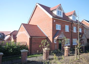 Thumbnail 3 bed semi-detached house to rent in Manchester Walk, Buckshaw Village, Chorley