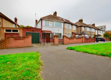 Thumbnail 3 bed semi-detached house for sale in Worton Way, Hounslow