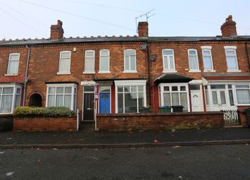 Thumbnail 3 bed terraced house to rent in Westfield Road, Smethwick