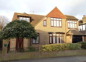 Thumbnail 5 bed detached house for sale in Fontmell Park, Ashford