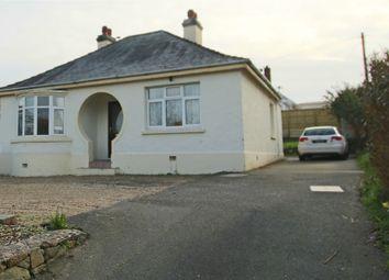 Thumbnail 1 bed semi-detached bungalow to rent in Cote Soleil, L'aumone, Castel, Trp 50