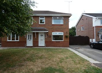 Thumbnail 3 bed semi-detached house for sale in Stanley Park Drive, Saltney, Chester