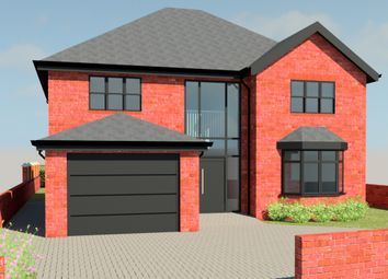 Thumbnail 5 bed detached house for sale in Station Road, Pilsley, Chesterfield