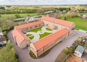 Thumbnail 6 bed barn conversion for sale in Boston Road, Sibsey, Boston