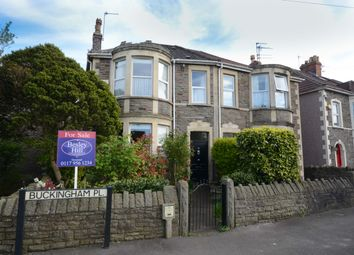 Thumbnail 3 bed semi-detached house for sale in Buckingham Place, Downend