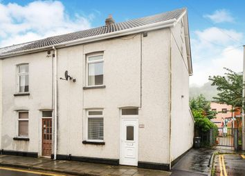 Thumbnail 2 bed end terrace house for sale in Wesley Place, Risca, Newport