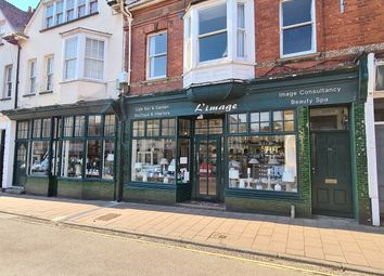 Thumbnail Restaurant/cafe for sale in High Street, Budleigh Salterton