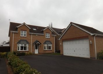 Thumbnail 4 bed detached house to rent in Groby Road Gardens, Leicester