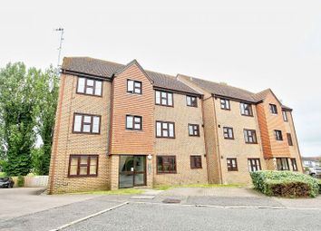 Thumbnail 1 bed flat for sale in Orchid Close, Abridge, Romford