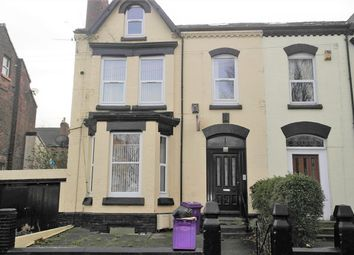 Thumbnail 1 bed flat to rent in 17 Belmont Drive Fl1, Tuebrook, Liverpool